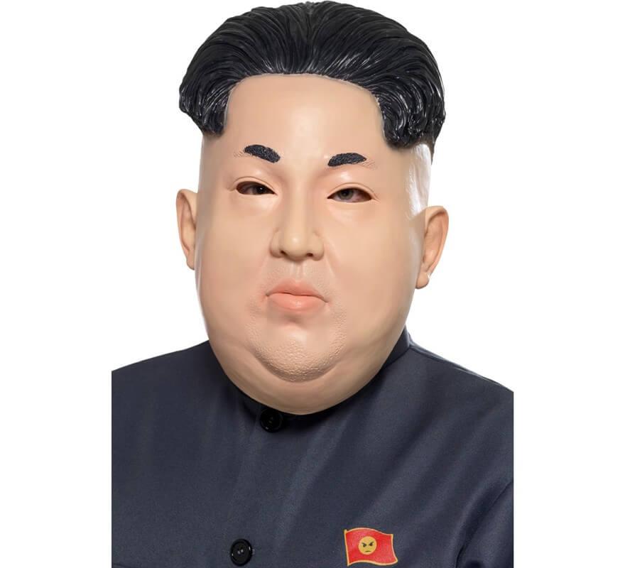 Máscara de Dictador Norcoreano para adultos