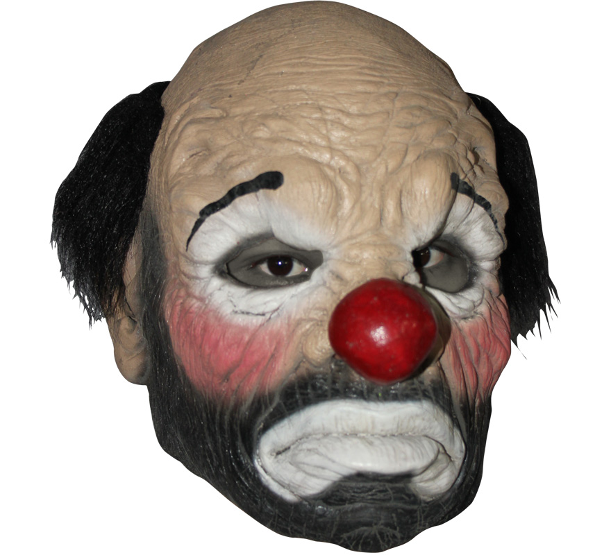 M scara hobo clown payaso vagabundo para halloween - Mascaras de hallowen ...