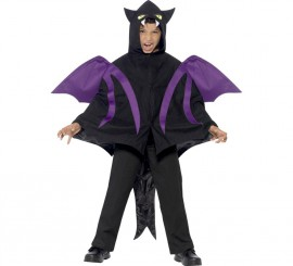Disfraz Criatura de la noche para niños de 4 a 9 años