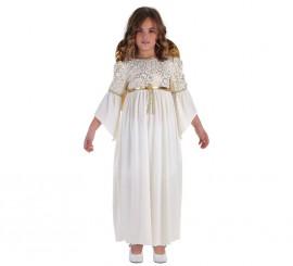 Disfraz de Ángel querubín para niña