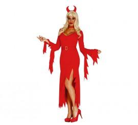 Disfraz de Diablesa seductora
