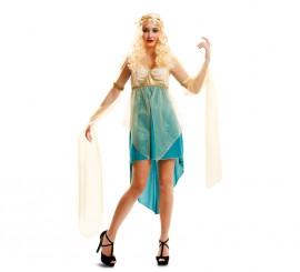 Disfraz de Diosa Griega Atenea para mujer