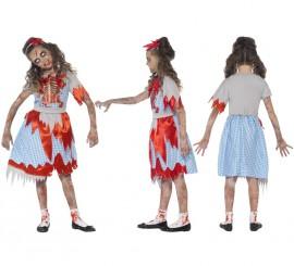 Disfraz de Dorothy Zombie