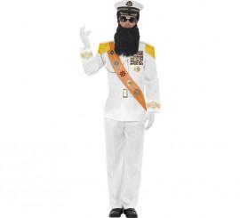 Disfraz de El Dictador para hombre
