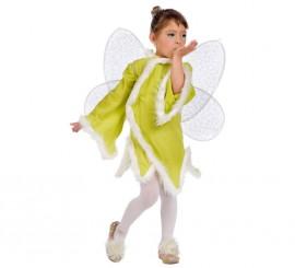 Disfraz de Elfa de las Nieves para niña