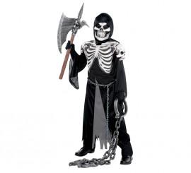 Disfraz Guardián cripta para niños y adolescentes varias tallas Halloween