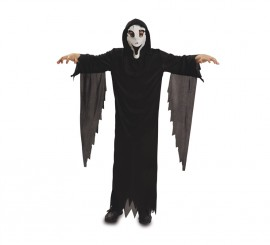 Disfraz de Fantasma con máscara para niños para Halloween