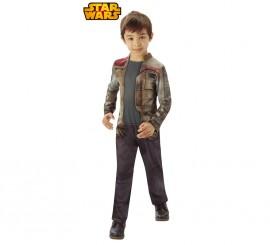 Disfraz de Finn de Star Wars VII para niño