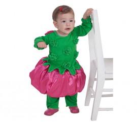 Disfraz de Florecilla para bebé