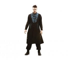 Disfraz de Gótico para hombre talla M-L para Halloween