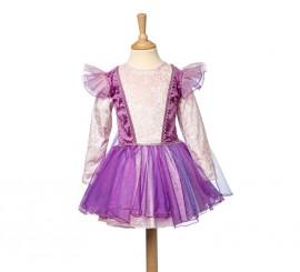 Disfraz de Hada Bailarina rosa para niña