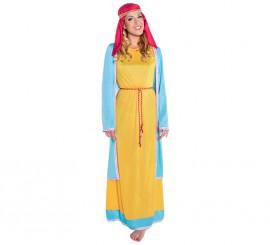 Disfraz de Hebrea naranja
