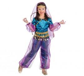 Disfraz de Hindú Bollywood para niña