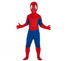 Disfraz de Hombre Araña para niños