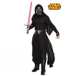Disfraz de Kylo Ren deluxe de Star Wars VII para hombre