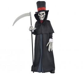 Disfraz de la Muerte para niños y adolescentes Halloween