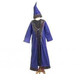 Disfraz de Mago Merlín para niño