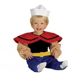 Disfraz de Marinero Forzudo para Bebés