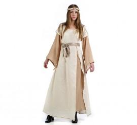 Disfraz de Medieval Eloisa para mujer
