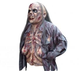 Disfraz de medio cuerpo de Zombie para Halloween