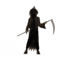 Disfraz de Muerte oscura para niño para Halloween