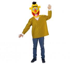 Disfraz de Muñeco amarillo