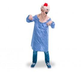 Disfraz de niño de orfanato tétrico