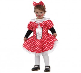 Disfraz de Ratita para bebés