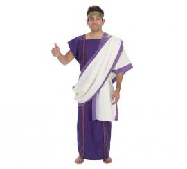 Disfraz de Senador Romano Pólux para hombre
