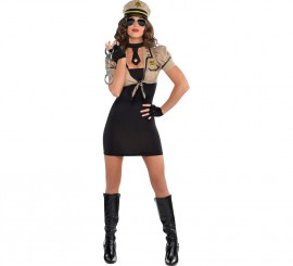 Disfraz de Sheriff Marshall sexy para mujer