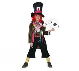 Disfraz de Sombrerero para niños