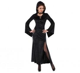 Disfraz de Vampira gótica para mujer para Halloween