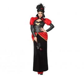 Disfraz de Vampiresa Murciélago para mujer para Halloween