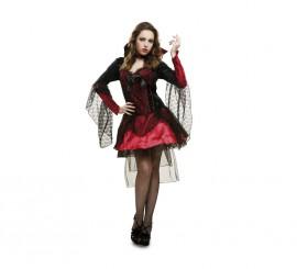 Disfraz de Vampiresa Oscura para mujeres para Halloween