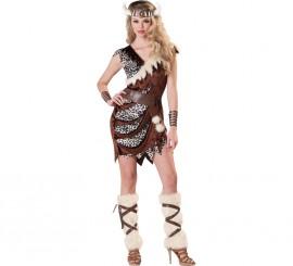Disfraz de Vikinga o Bárbara para mujeres