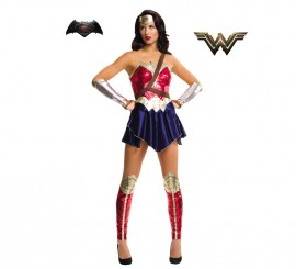 Disfraz de Wonderwoman de Batman vs Superman