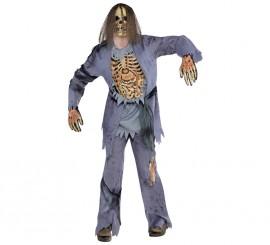 Disfraz de Zombie para hombres Halloween