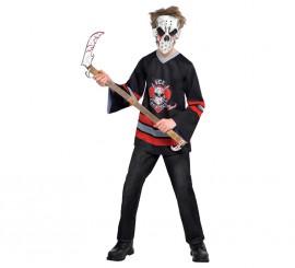 Disfraz Hockey mortal para niños y adolescentes Halloween