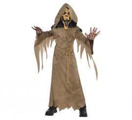 Disfraz Parca del pantano para niños y adolescentes varias tallas Halloween