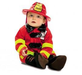 Disfraz de Bombero para Bebés de 7 a 12 meses