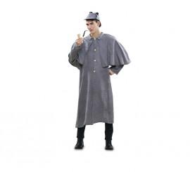 Disfraz de Sherlock Holmes para hombre talla M-L