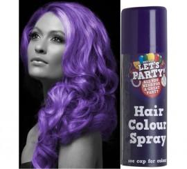 Spray de Pintura para Cabello color Púrpura 125 ml