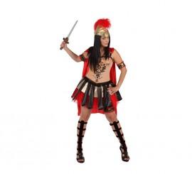Disfraz de Gladiadora sexy para mujer