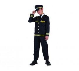 Disfraz de Aviador para niños