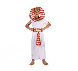 Disfraz de Faraón Egipcio para niños