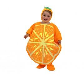 Disfraz de Naranja para bebé