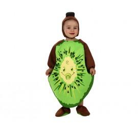 Disfraz de Kiwi para bebé
