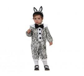 Disfraz de Cebra para Bebés de 6 a 12 meses
