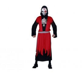 Disfraz de la Muerte para hombre talla M-L