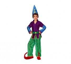 Disfraz de Duendecillo para niños